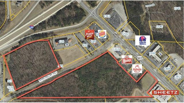 1 Madison Road, Mocksville, NC 27028 (MLS #846490) :: Kristi Idol with RE/MAX Preferred Properties