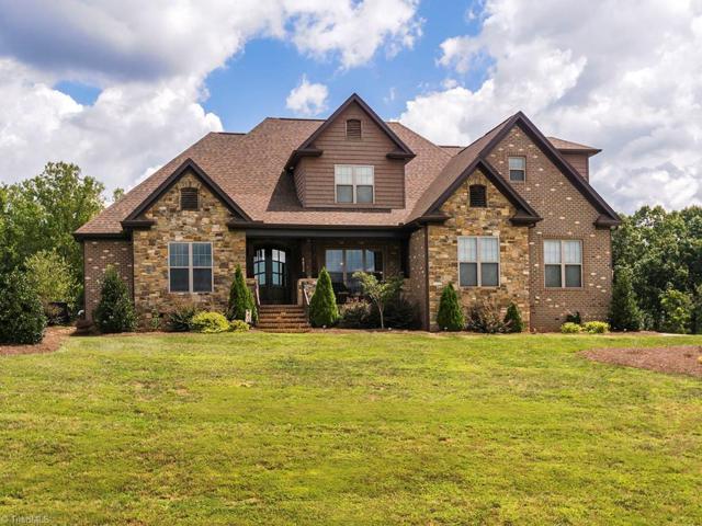 4024 Ridgeline Drive, Kernersville, NC 27284 (MLS #846496) :: Kristi Idol with RE/MAX Preferred Properties