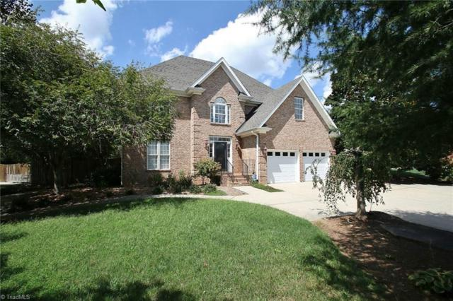 925 Kaye Gibbons Court, Kernersville, NC 27284 (MLS #846532) :: Banner Real Estate