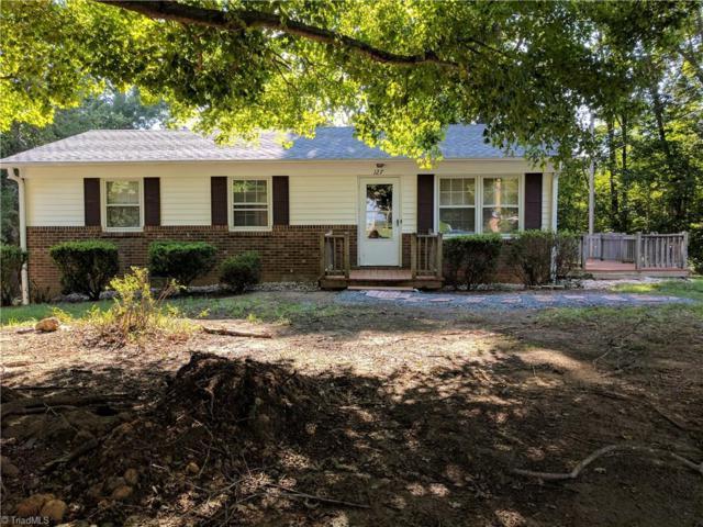 127 Goodwill Heights Place, Mocksville, NC 27028 (MLS #846534) :: Kristi Idol with RE/MAX Preferred Properties