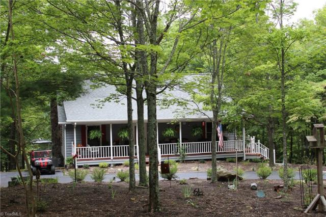1444 Greenstreet Drive, Traphill, NC 28685 (MLS #846574) :: RE/MAX Impact Realty