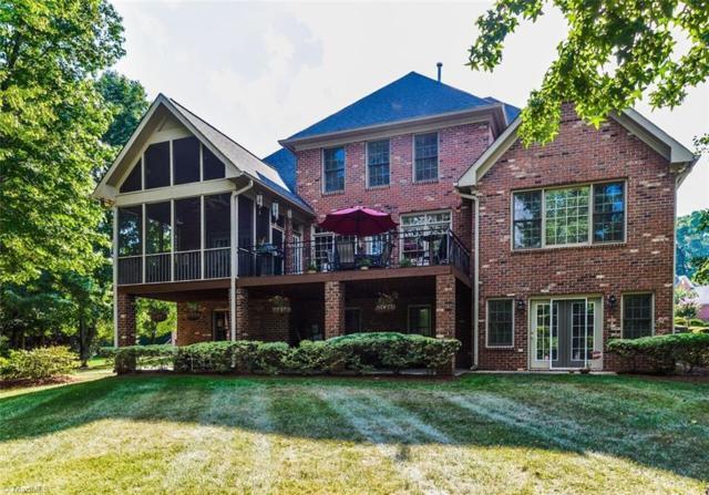 119 Millbrooke Court, Advance, NC 27006 (MLS #846593) :: Banner Real Estate