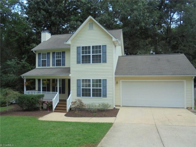 8203 Daltonshire Drive, Oak Ridge, NC 27310 (MLS #846610) :: Lewis & Clark, Realtors®