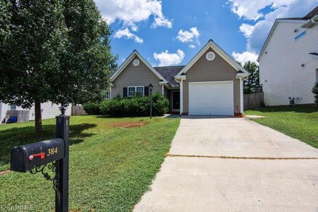 384 Walden Ridge Court, Winston Salem, NC 27127 (MLS #846620) :: RE/MAX Impact Realty