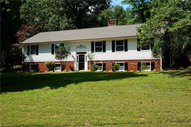 1195 Whispering Pines Drive, Kernersville, NC 27284 (MLS #846628) :: Banner Real Estate