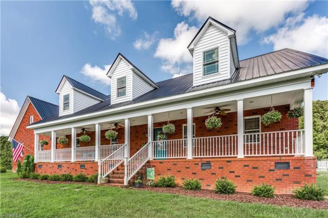 3590 Trinity Church Road, Seagrove, NC 27341 (MLS #846687) :: Kristi Idol with RE/MAX Preferred Properties