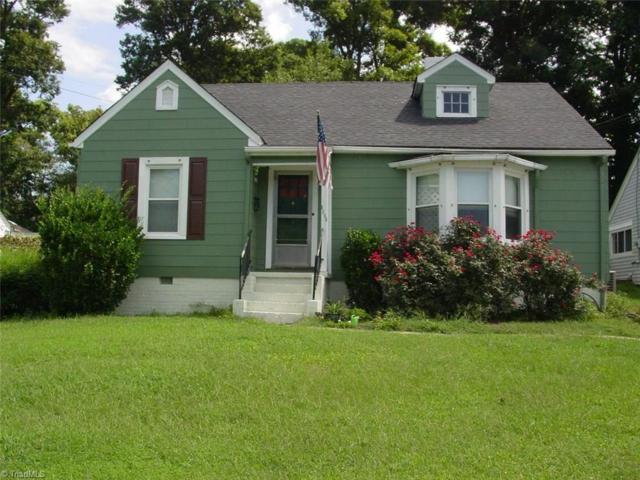 1223 Ebert Street, Winston Salem, NC 27103 (MLS #846738) :: Banner Real Estate