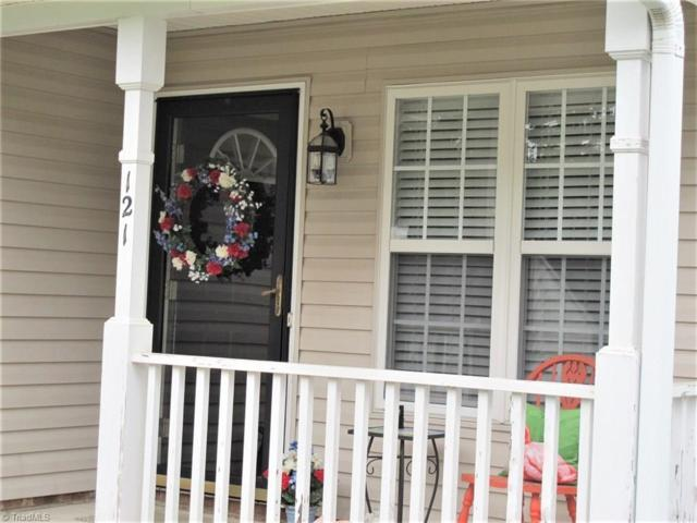 121 Averlan Court, Winston Salem, NC 27105 (MLS #846764) :: Kristi Idol with RE/MAX Preferred Properties