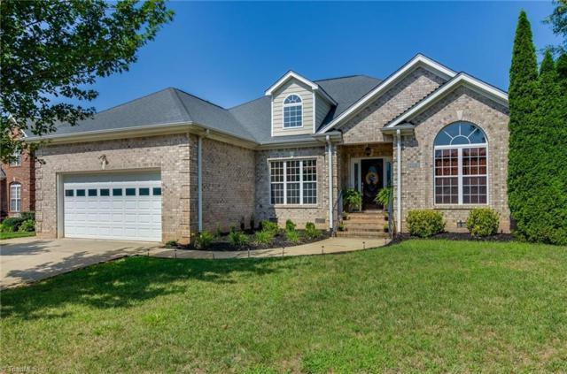 220 Fulp Farm Road, Kernersville, NC 27284 (MLS #846797) :: Banner Real Estate