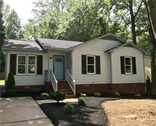 1328 Cushing Street, Greensboro, NC 27405 (MLS #846811) :: Kristi Idol with RE/MAX Preferred Properties