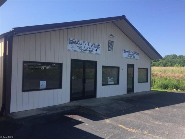 118 E Nc Highway 67 Bypass, East Bend, NC 27018 (MLS #846853) :: Lewis & Clark, Realtors®