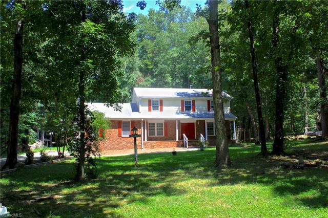 4003 Bradenton Drive, Greensboro, NC 27406 (MLS #846855) :: Banner Real Estate