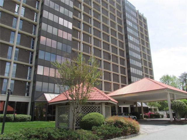 1101 Elm Street #207, Greensboro, NC 27401 (MLS #846865) :: Banner Real Estate
