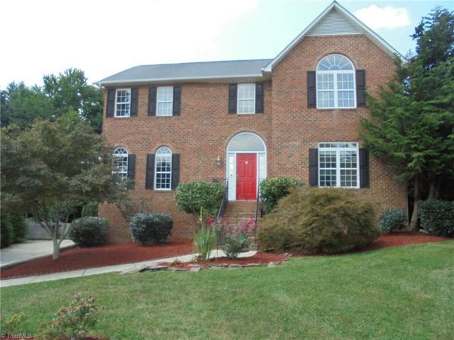 120 Anne Tyler Court, Kernersville, NC 27284 (MLS #846887) :: Banner Real Estate