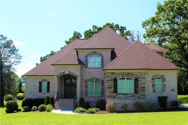 5901 Bostonian Drive, Greensboro, NC 27455 (MLS #846898) :: Banner Real Estate