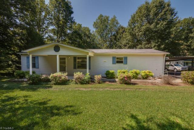 136 Stanley Avenue, Winston Salem, NC 27101 (MLS #846912) :: Banner Real Estate