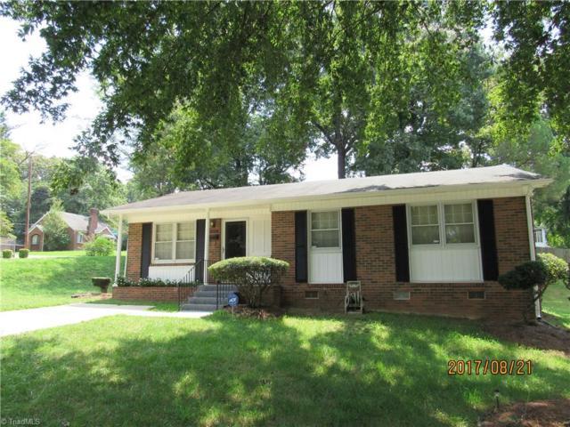 295 Parkwood Court, Winston Salem, NC 27105 (MLS #846955) :: Banner Real Estate