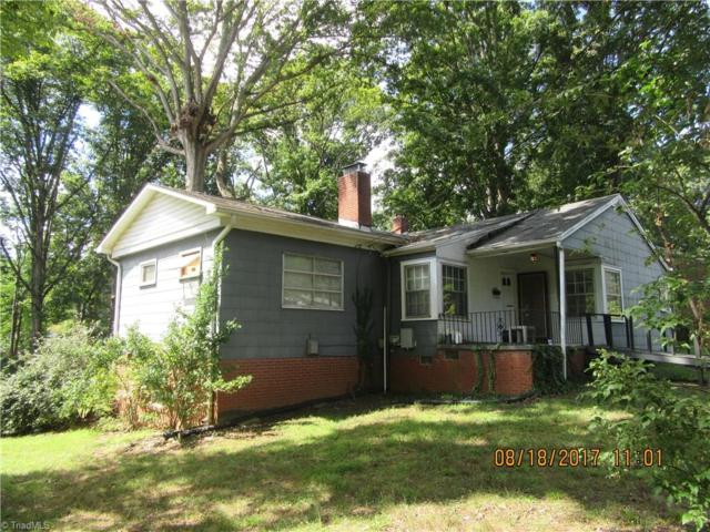 3007 Taliaferro Road, Greensboro, NC 27408 (MLS #847005) :: Banner Real Estate