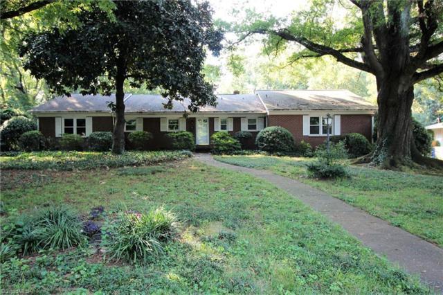 710 Yorkshire Road, Winston Salem, NC 27106 (MLS #847034) :: Banner Real Estate