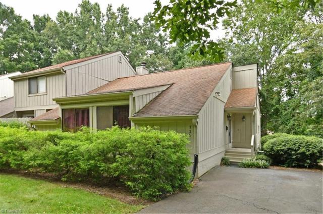 328 Lamplighter Circle, Winston Salem, NC 27104 (MLS #847041) :: Banner Real Estate