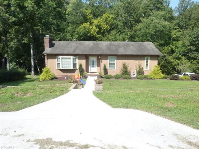 209 Norma Lane, Advance, NC 27006 (MLS #847047) :: Banner Real Estate