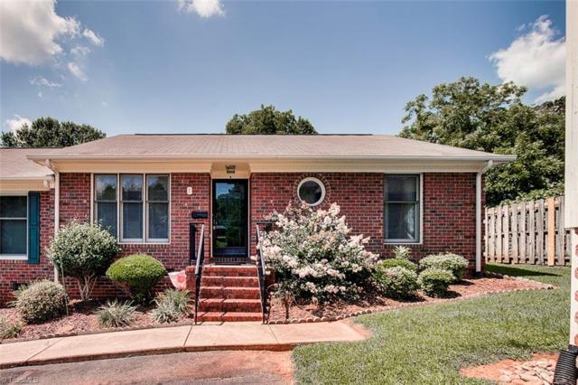 601 Dixon Avenue #8, Asheboro, NC 27203 (MLS #847051) :: Banner Real Estate