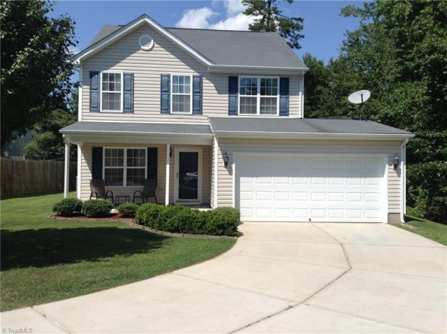 2813 Alert Court, Greensboro, NC 27407 (MLS #847082) :: Banner Real Estate