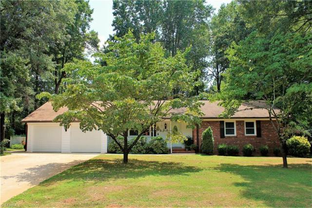 303 Oakwood Drive, Lexington, NC 27292 (MLS #847091) :: Banner Real Estate