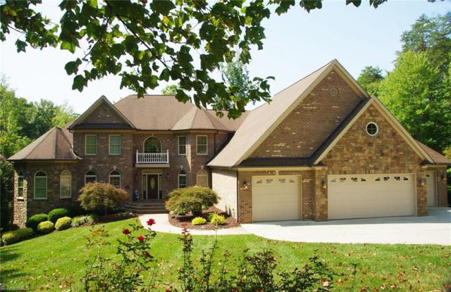 380 Crows Nest Drive #27, Stokesdale, NC 27357 (MLS #848500) :: Banner Real Estate