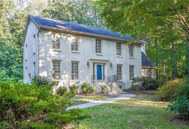 886 Moyers Road, Winston Salem, NC 27104 (MLS #849582) :: Banner Real Estate
