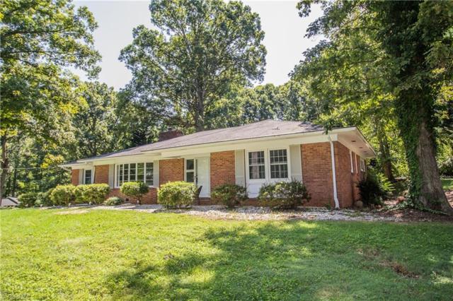 3700 Dewsbury Road, Winston Salem, NC 27104 (MLS #849902) :: Banner Real Estate