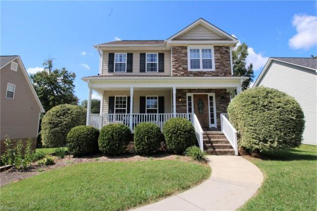218 Brooks Edge Drive, Winston Salem, NC 27107 (MLS #850497) :: Kristi Idol with RE/MAX Preferred Properties