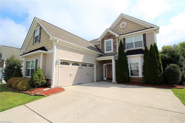 110 Kentland Ridge Drive, Kernersville, NC 27284 (MLS #850671) :: Kristi Idol with RE/MAX Preferred Properties