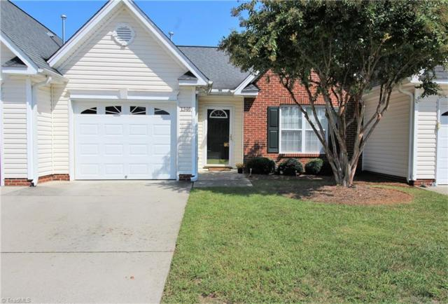 1346 Bayswater Drive, High Point, NC 27265 (MLS #850689) :: Kristi Idol with RE/MAX Preferred Properties