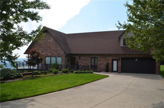 2800 Darnell Woodie Road, Laurel Springs, NC 28644 (MLS #850691) :: Realty 55 Partners