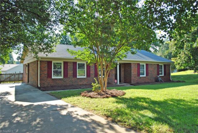 5505 Crabapple Court, Greensboro, NC 27405 (MLS #850715) :: Realty 55 Partners