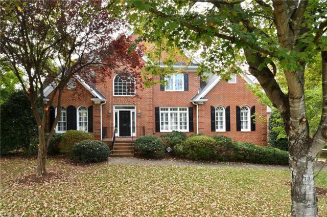 600 Surrey Path Trail, Winston Salem, NC 27104 (MLS #851104) :: Banner Real Estate