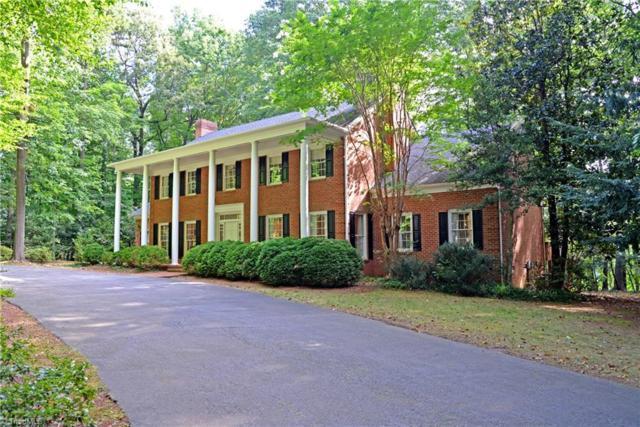 2602 Lake Forest Drive, Greensboro, NC 27408 (MLS #851335) :: Lewis & Clark, Realtors®