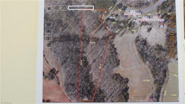 0 Jimmie Bullins Road, Walnut Cove, NC 27052 (MLS #851509) :: Kristi Idol with RE/MAX Preferred Properties