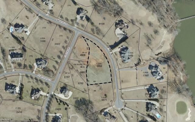 Lot 89 Mashie Drive, Summerfield, NC 27358 (MLS #852715) :: Berkshire Hathaway HomeServices Carolinas Realty