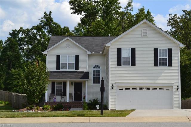 2711 Glenn Abbey Lane #80, Browns Summit, NC 27214 (MLS #852874) :: Kristi Idol with RE/MAX Preferred Properties