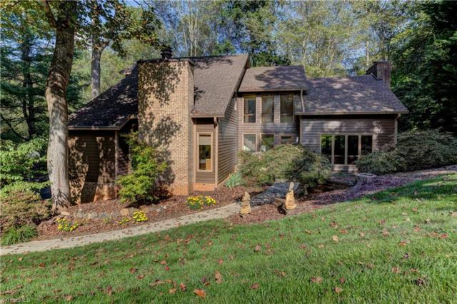 229 Cedar Trail, Winston Salem, NC 27104 (MLS #852942) :: Banner Real Estate