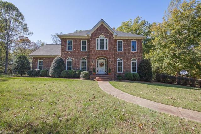 277 Yadkin Valley Road, Advance, NC 27006 (MLS #852955) :: Banner Real Estate