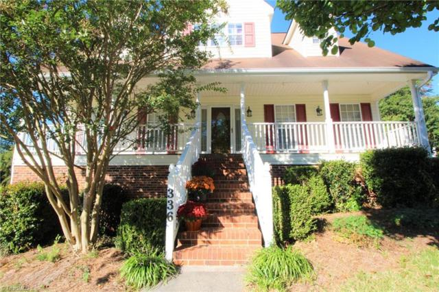 336 Clay Flynt Road, Kernersville, NC 27284 (MLS #853012) :: Kristi Idol with RE/MAX Preferred Properties