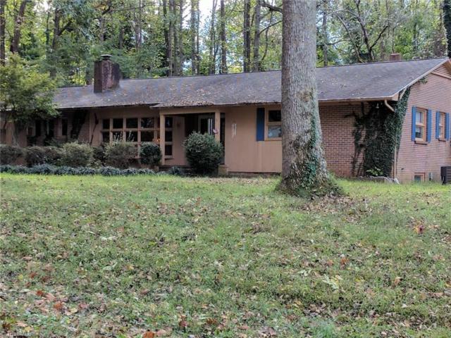 110 Jordan Lane, Advance, NC 27006 (MLS #853287) :: Banner Real Estate