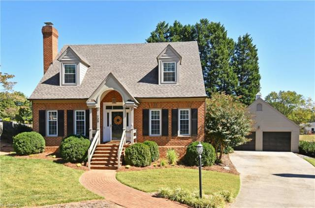 109 Sutters Place Court, Winston Salem, NC 27104 (MLS #853337) :: The Umlauf Group