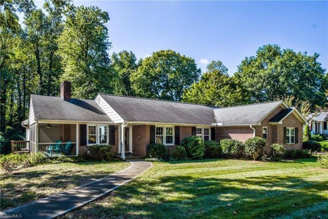 471 Plymouth Avenue, Winston Salem, NC 27104 (MLS #853444) :: Banner Real Estate