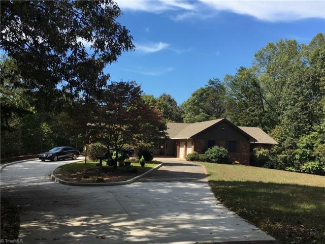 770 Scott Road, Lewisville, NC 27023 (MLS #853558) :: The Umlauf Group