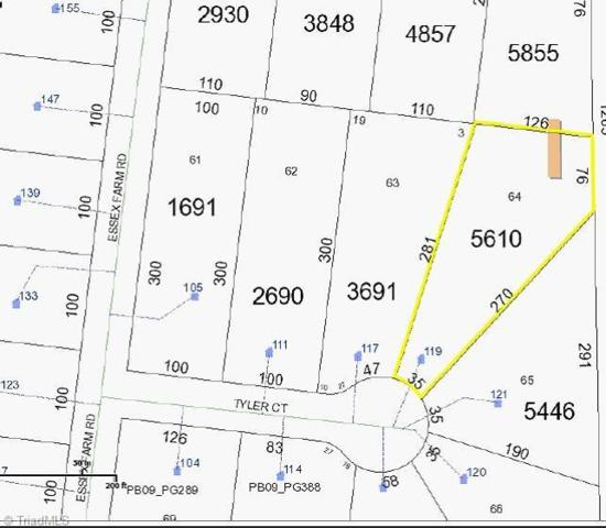 119 Tyler Court, Advance, NC 27006 (MLS #853612) :: Banner Real Estate