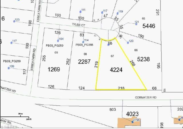 120 Tyler Court, Advance, NC 27006 (MLS #853615) :: Banner Real Estate